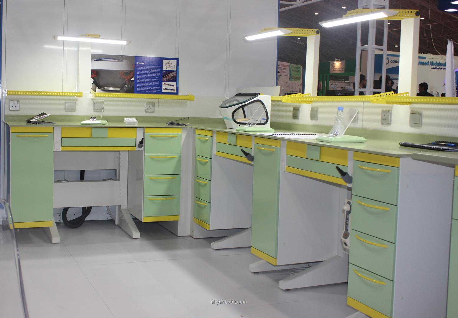 Dental Lab Benches